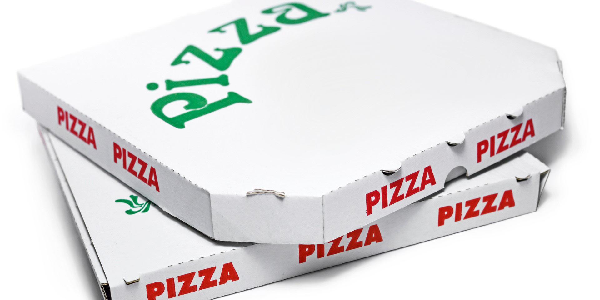 BOÎTES PIZZA COINS C. NOIR